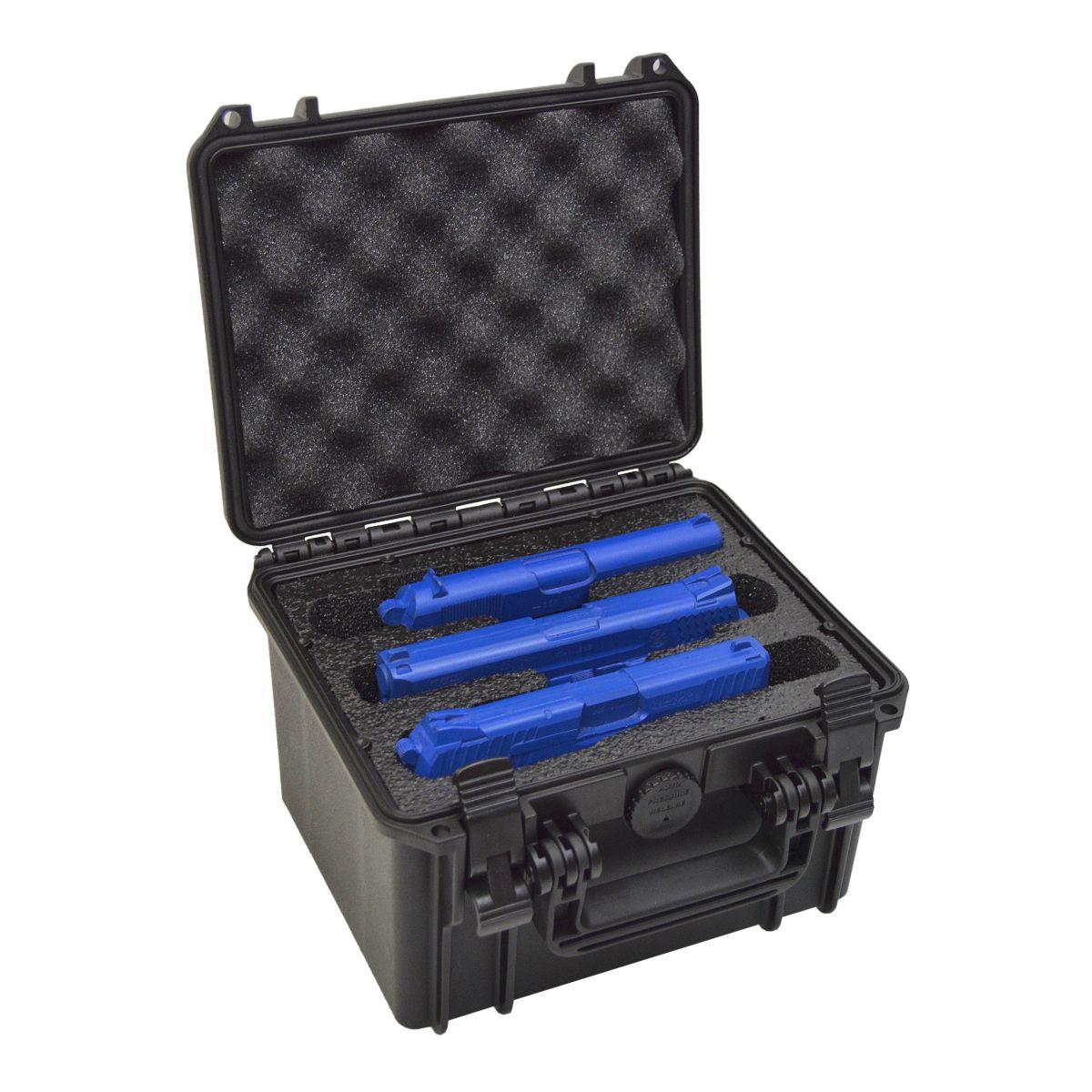 Arms Guard 3 Pistol Heavy Duty D0907-6 Case