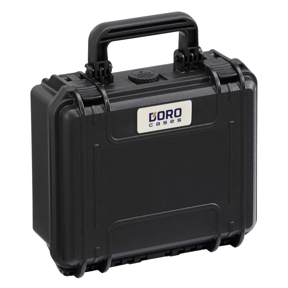 """6 x 2.5"""" SATA / PATA / IDE Hard Drive Storage Case - DORO D0907-4"""