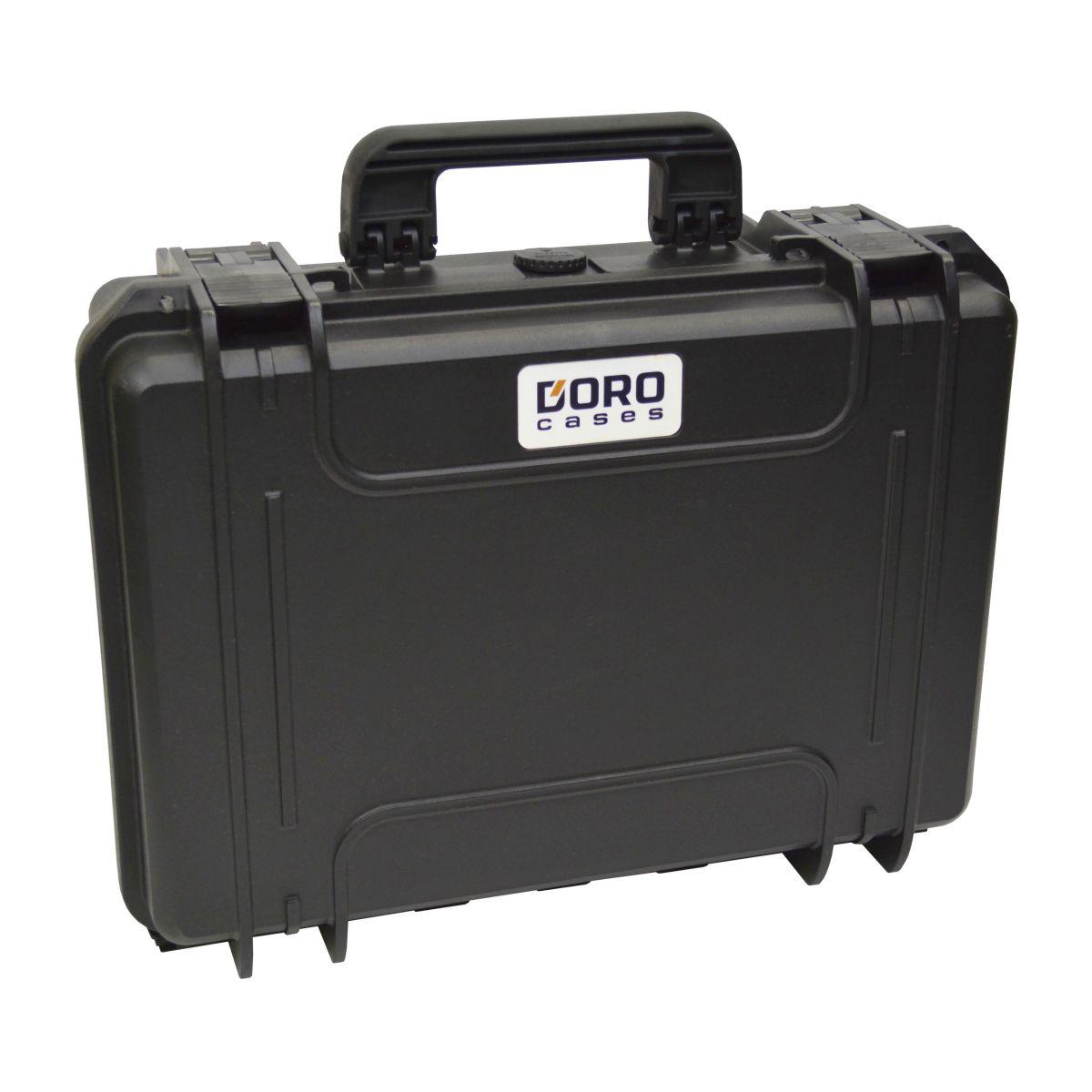 """36 x 2.5"""" SATA / PATA / IDE Hard Drive Storage Case - DORO D1611-6"""