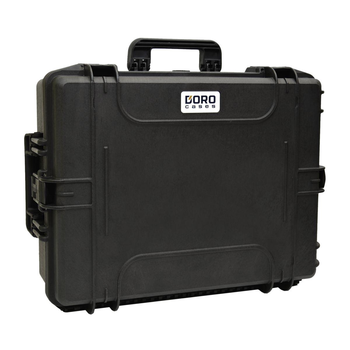 "28 x 3.5"" SATA / PATA / IDE Wheeled Hard Drive Storage Case - DORO D2116-7W"
