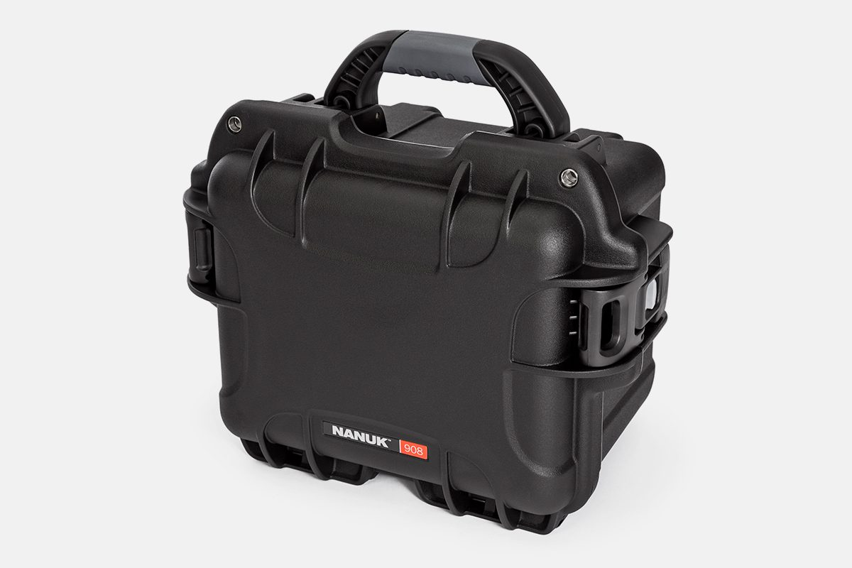 Nanuk 908 Black Closed