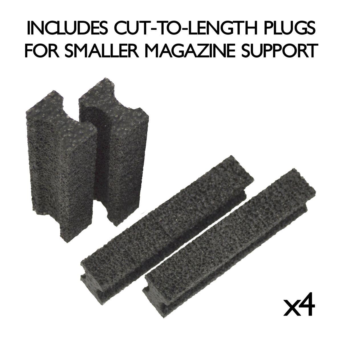 Cut-to-length plugs