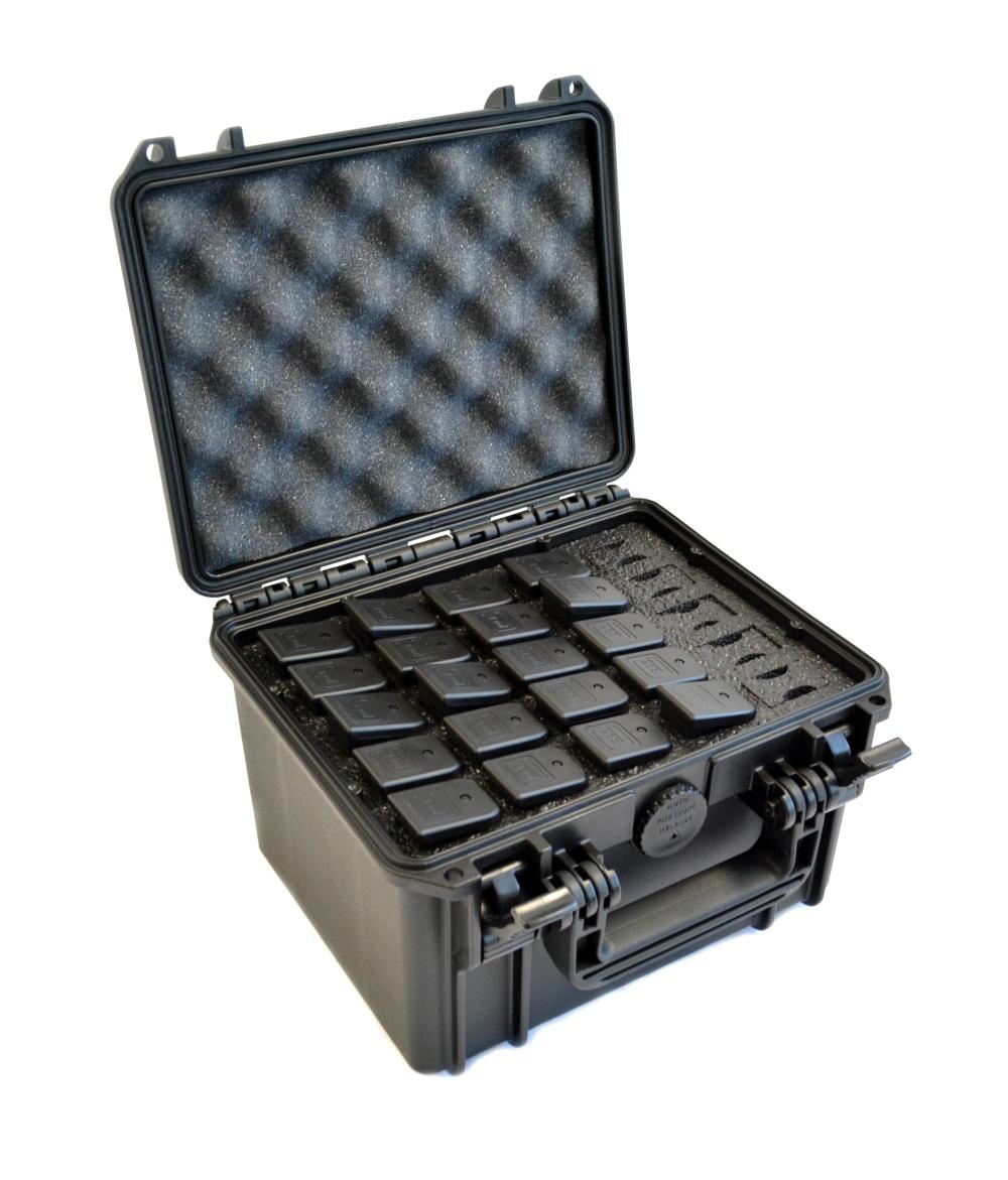 Arms Guard 25 Magazine Heavy Duty D0907-6 Case