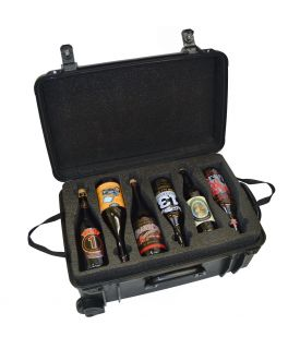 Seahorse SE-920 BC Beer Traveler 12 Custom Foam Case - Top Level