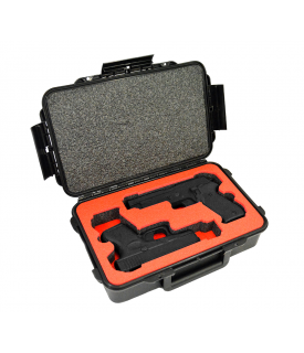 Arms Guard Double Pistol DORO Sport 400 Case