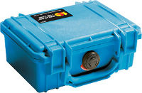 Pelican Case Blue